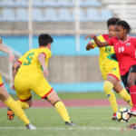 """""""I'm tiny but mighty!"""" One on one with T&T women's football star, Aaliyah Prince"""