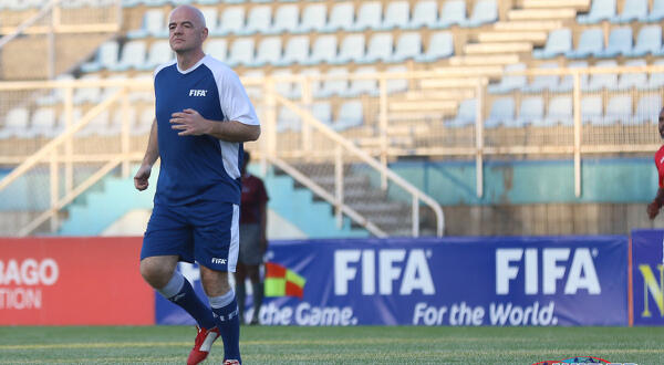 Wallace reaches out to Fifa for mediation for the third time, letter sent to Denbow