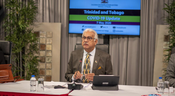 Deyalsingh admits T&T will get one-third of promised vaccines in March