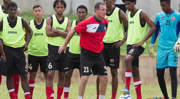 Griffith: Soca Warriors more unified than ever—despite empty promises from normalisation committee