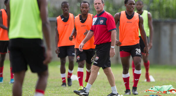 Fenwick: 'It's my job to turn Warriors around'; T&T coach brushes off 'detractors'