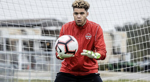 T&T target, Dayne St Clair, commits to Canada for Qatar 2022 W/Cup campaign