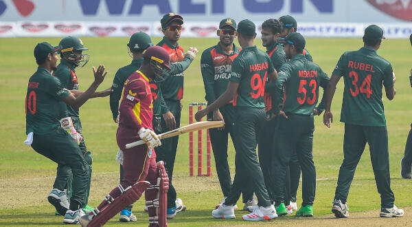 WI look past Bangladesh ODIs, as hosts sweep Mohammed's men out of their way