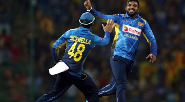 Sri Lanka spinners strike back to tie T20 series, West Indies fall by 43 runs