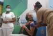 Minister of health gets Covid-19 jab, says T&T set to surpass daily vaccination target