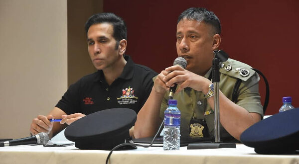 Daly: Restart recruitment process for CoP, and let PolSC and AG account for mess