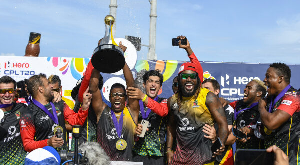 CPL 2021: Anatomy of a cricketing coup; an insider details how the Patriots became kings