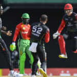 CPL 2021: Evin Lewis spoils Hetmyer's party; Patriots bid to stop Kings in first title battle