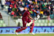 T2021 W/C: WI lose final warm-up to Afghanistan by 55 runs, despite Chase half-century