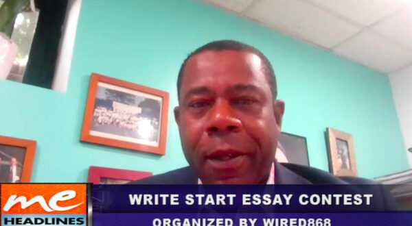 TV6 ME: Making the Write Start; on Wired868's $26,000 essay writing contest