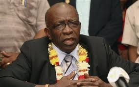 Photo: Soon-to-be former Chaguanas West MP Jack Warner