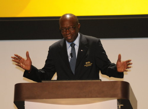 Photo: Trinidad and Tobago MP and ex-FIFA VP Jack Warner.