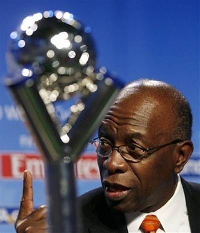 Photo: Former FIFA vice-president Jack Warner.