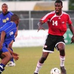 Gay stars in T&T friendly win
