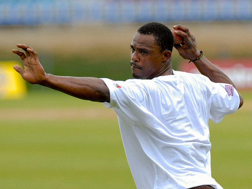 Photo: Former West Indies cricketer Runako Morton.