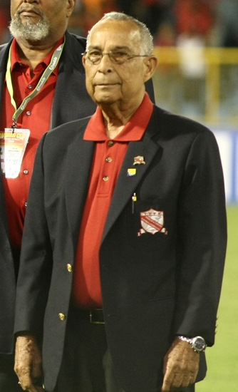Photo: Ex-TTFF president Oliver Camps