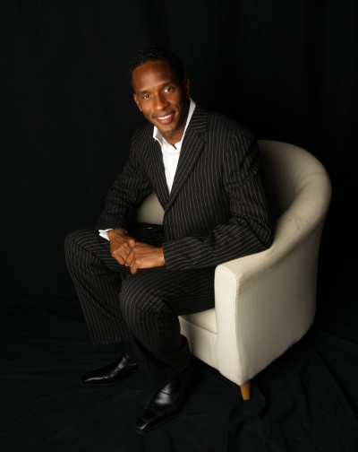 Photo: Former Trinidad and Tobago goalkeeper and ESPN analyst Shaka Hislop.