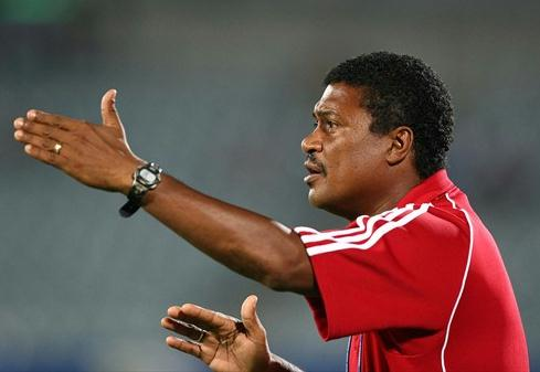 Photo: Trinidad and Tobago technical director Anton Corneal.