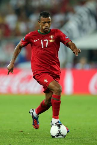 Photo: Portugal and Manchester United winger Nani is one of Europe's most exciting players.