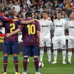 Madrid prepares for Barcelona examination