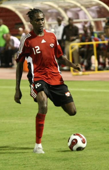 Photo: Trinidad and Tobago midfielder Keon Daniel was excused from friendly internationals against Romania and Estonia.