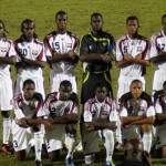 Warriors edge Dominican Republic but wait on Haiti