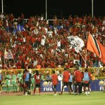 Warriors request home support for Peru clash today