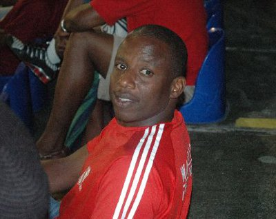 "Photo: Trinidad and Tobago national senior team head coach Hutson ""Barber"" Charles."