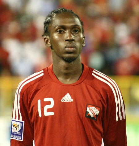 Photo: Trinidad and Tobago playmaker Keon Daniel.