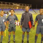 Forgetful referees KO Pro League fixture