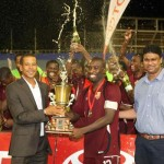 T&TFF FA Trophy farce; clubs compete for no prize money
