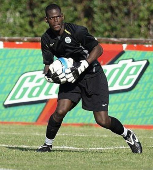 Photo: Trinidad and Tobago national football team captain Jan-Michael Williams.