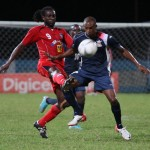 Soldiers rout Caledonia to surge clear