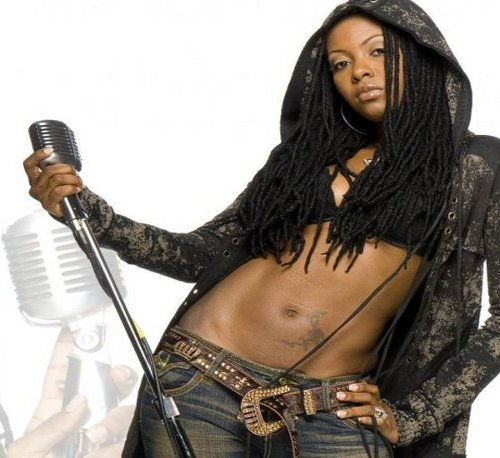 Photo: Soca star Fay-Ann Lyons-Alvarez.
