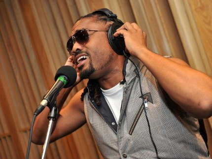 Photo: Trinidad and Tobago soca star Machel Montano