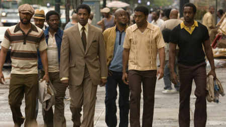 "Photo: Meet the mob (Image from ""American Gangster"")"