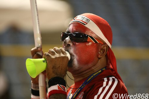 Photo: Trinidad and Tobago has needed its football fans more than ever over the last 12 months. (Courtesy Wired868)