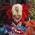 Pound the alarm: Nicki Minaj is at it again