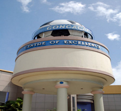 Photo: The Jack Warner-owned Centre of Excellence in Macoya is the subject of a legal probe by CONCACAF.