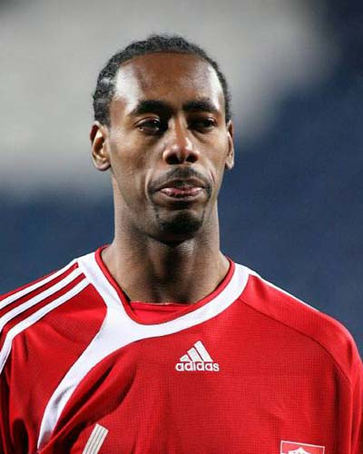 Photo: Former Trinidad and Tobago defender Dennis Lawrence. (Courtesy TTFFOnline)