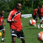 Depleted Warriors prepare for European internationals