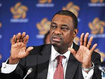 Photo: CONCACAF president Jeffrey Webb.