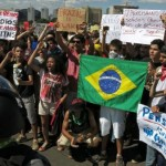 Ban FIFA from the World Cup: Jennings salutes Brazilian protestors