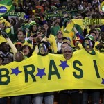 Brazil roll on and roll off Japan in Confederations Cup opener