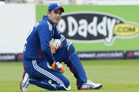 Photo: England wicketkeeper Jos Buttler. (Courtesy Times.co.uk)