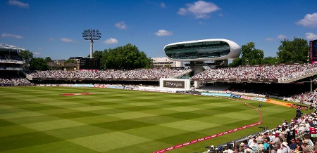 Photo: England's famous Lords cricket ground. (Courtesy Lords.org)