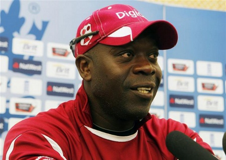 Photo: Did West Indies coach Ottis Gibson fail to properly instruct his batsmen?