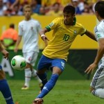Neymar ignites Brazil; Spain contemplates end of an era