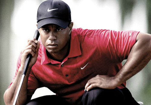 Photo: United States golf sensation Tiger Woods. (Courtesy aaww.org)