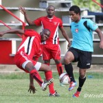 WASA held goalless by Public in rowdy affair